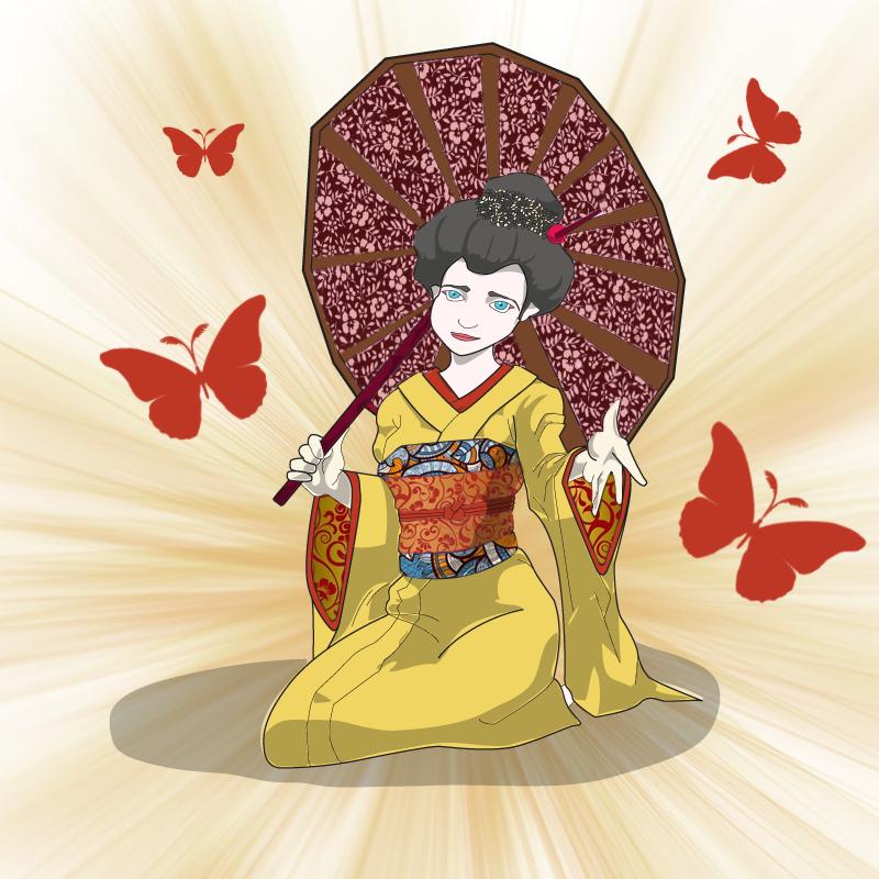 Japon 365 Días 365 Dibujos