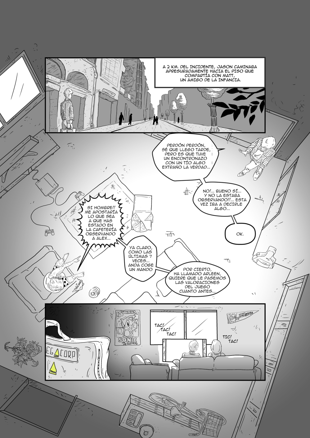 Página 3 Expediente Cornett